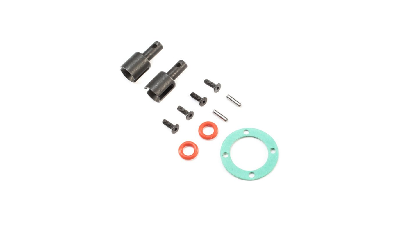 Image for Gear Diff Rebuild Set: 22S from HorizonHobby
