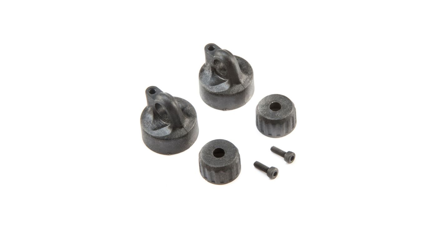 Image for Shock Caps (2): 22S from Horizon Hobby