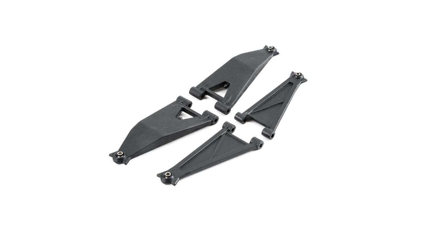 Image for Front Suspension Arm Set Upper and Lower: Baja Rey from Horizon Hobby
