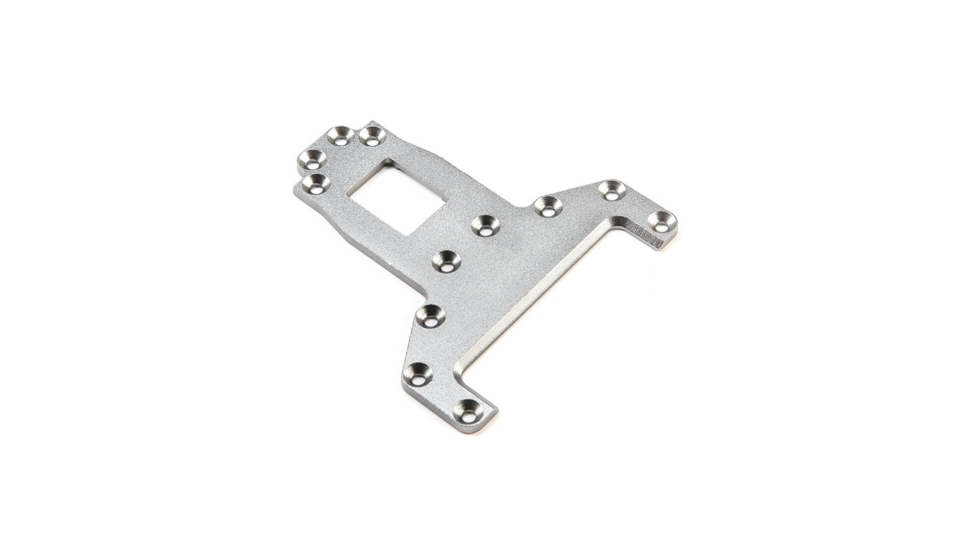 Image for Aluminum Rear Chassis Plate: 22S from HorizonHobby
