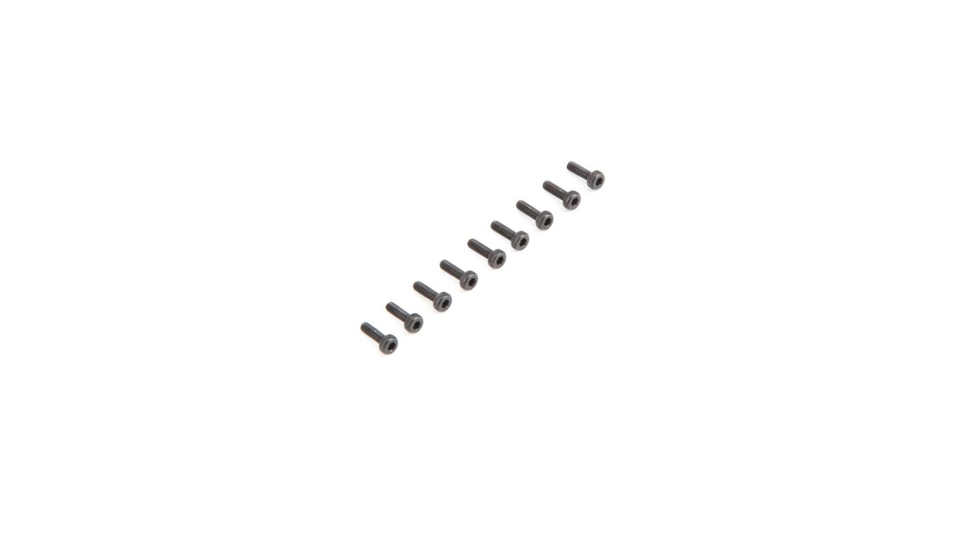 Image for Cap Head Screws M2 x 6mm (10) from Horizon Hobby