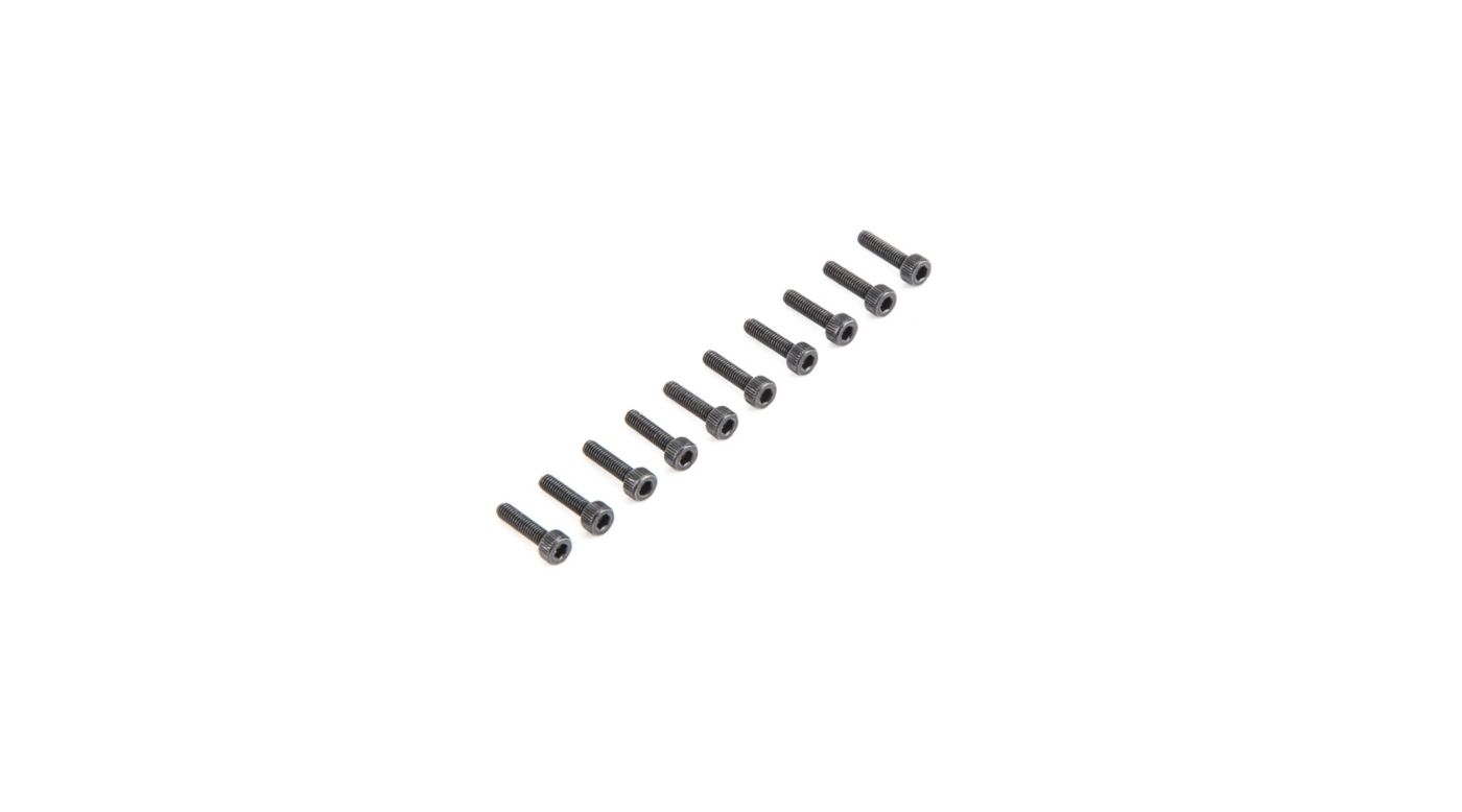Image for Cap Head Screws M2.5 x 10mm (10) from HorizonHobby