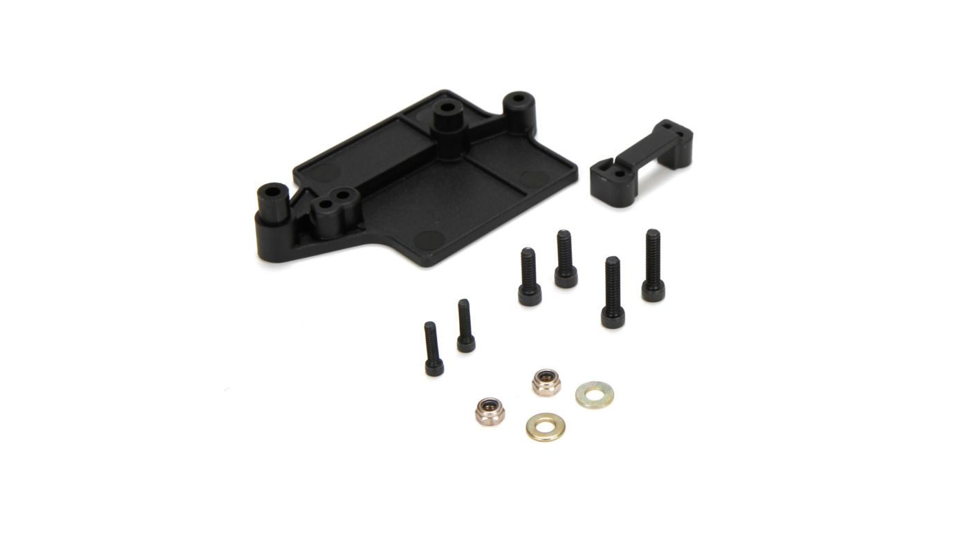 Image for ESC and on/off switch Mounts: LST XXL2-E from HorizonHobby