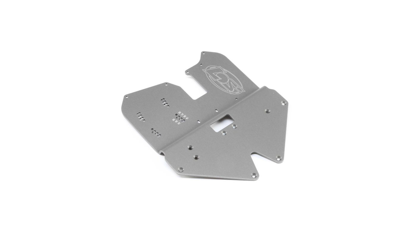 Image for Mid Plate Chassis: LST 3XL-E from HorizonHobby
