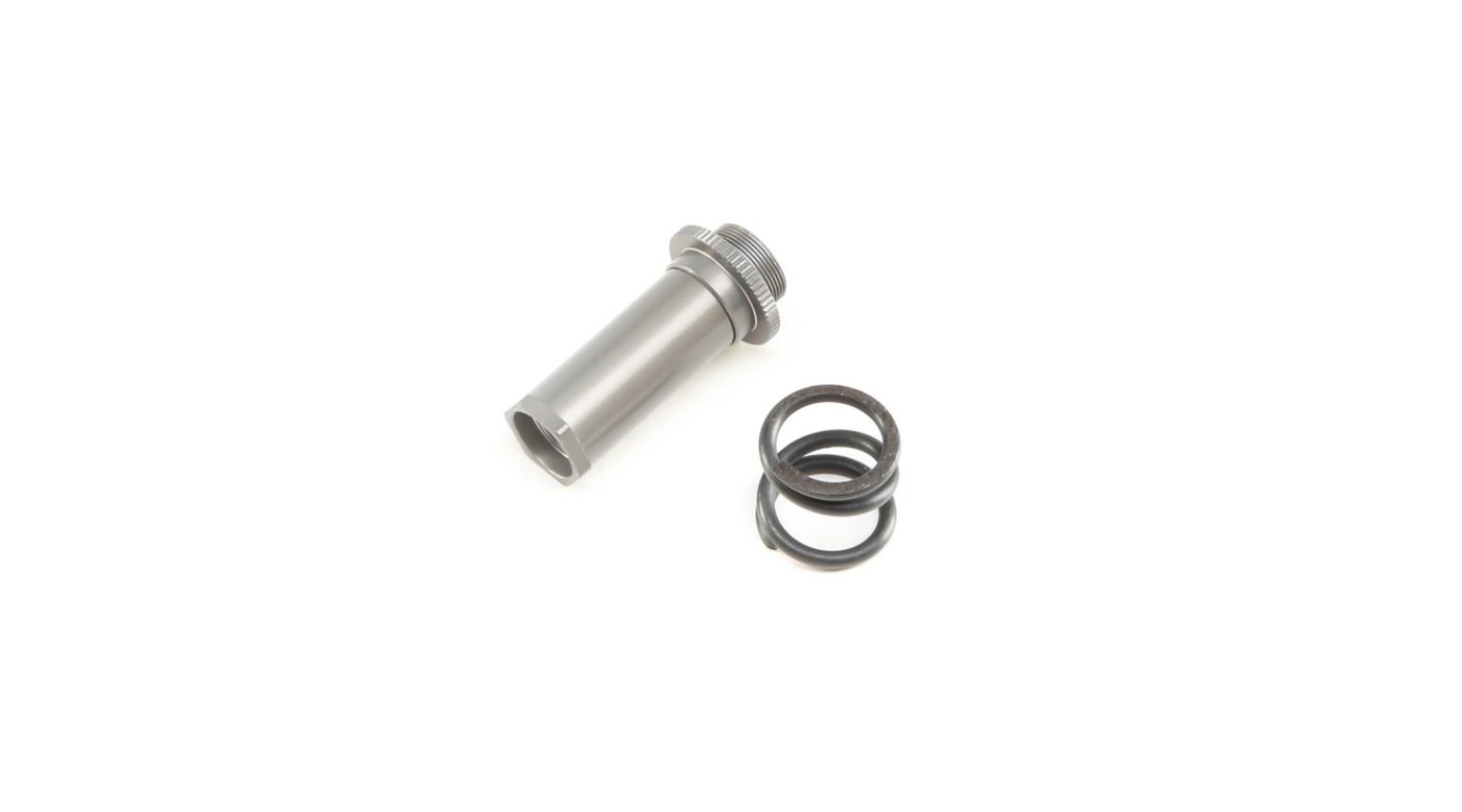 Image for Servo Saver Tube Spring and Adjuster: LST 3XL-E from HorizonHobby