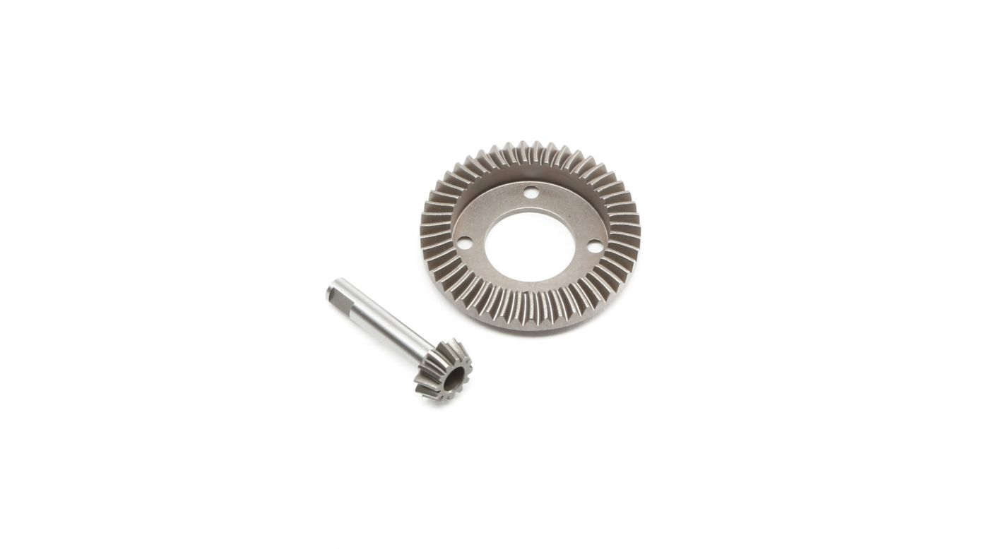 Image for Front 47T Diff Gear and 12T Pinion: 8, 8T RTR from HorizonHobby