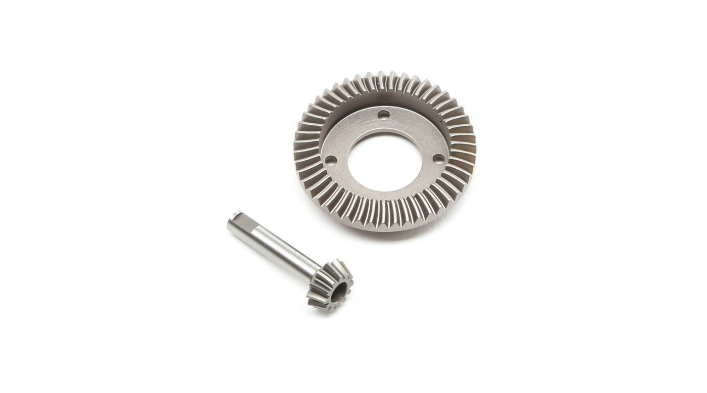 Image for Rear 47T Diff Gear and 12T Pinion: 8, 8T RTR from HorizonHobby