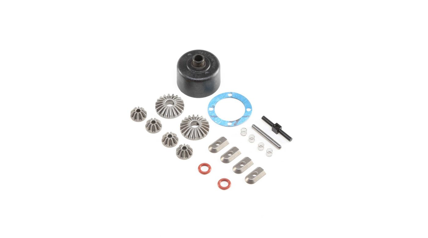 Grafik für Limited Slip Differential Rebuild Kit: LST 3XL-E in Horizon Hobby