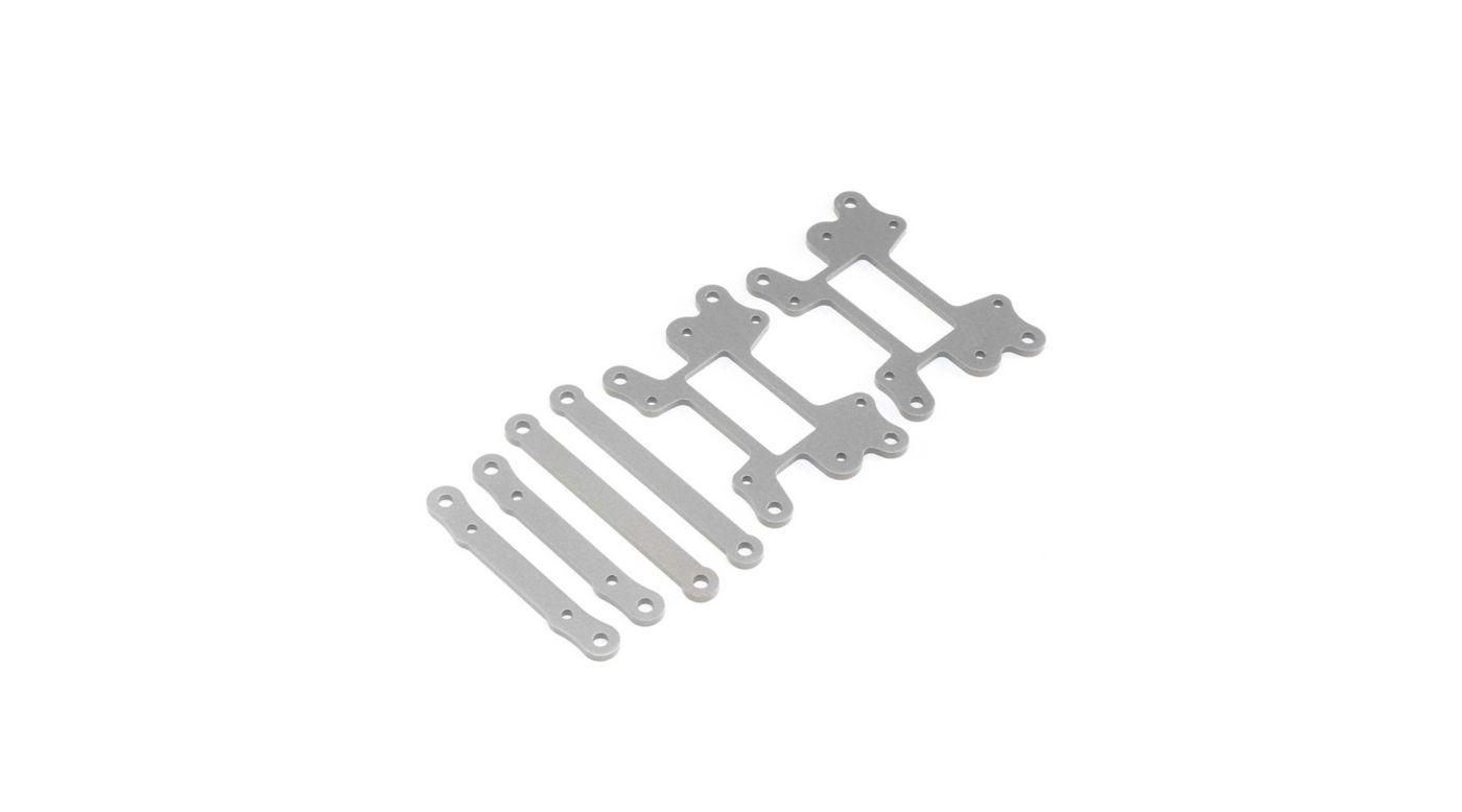 Image for Hinge Pin Brace Set, Hard Anodized: LST 3XL-E from HorizonHobby