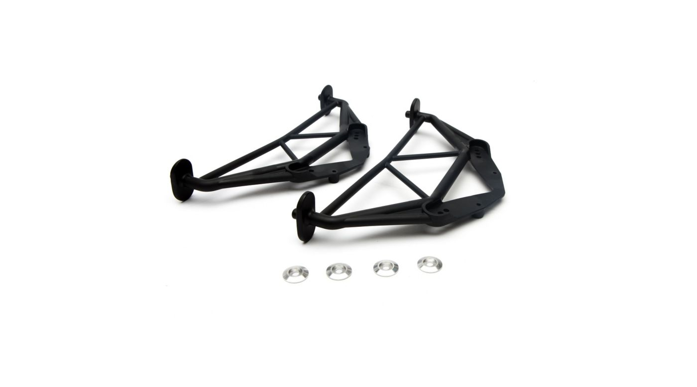 Image for Body Mounts, Front/Rear: MTXL from HorizonHobby
