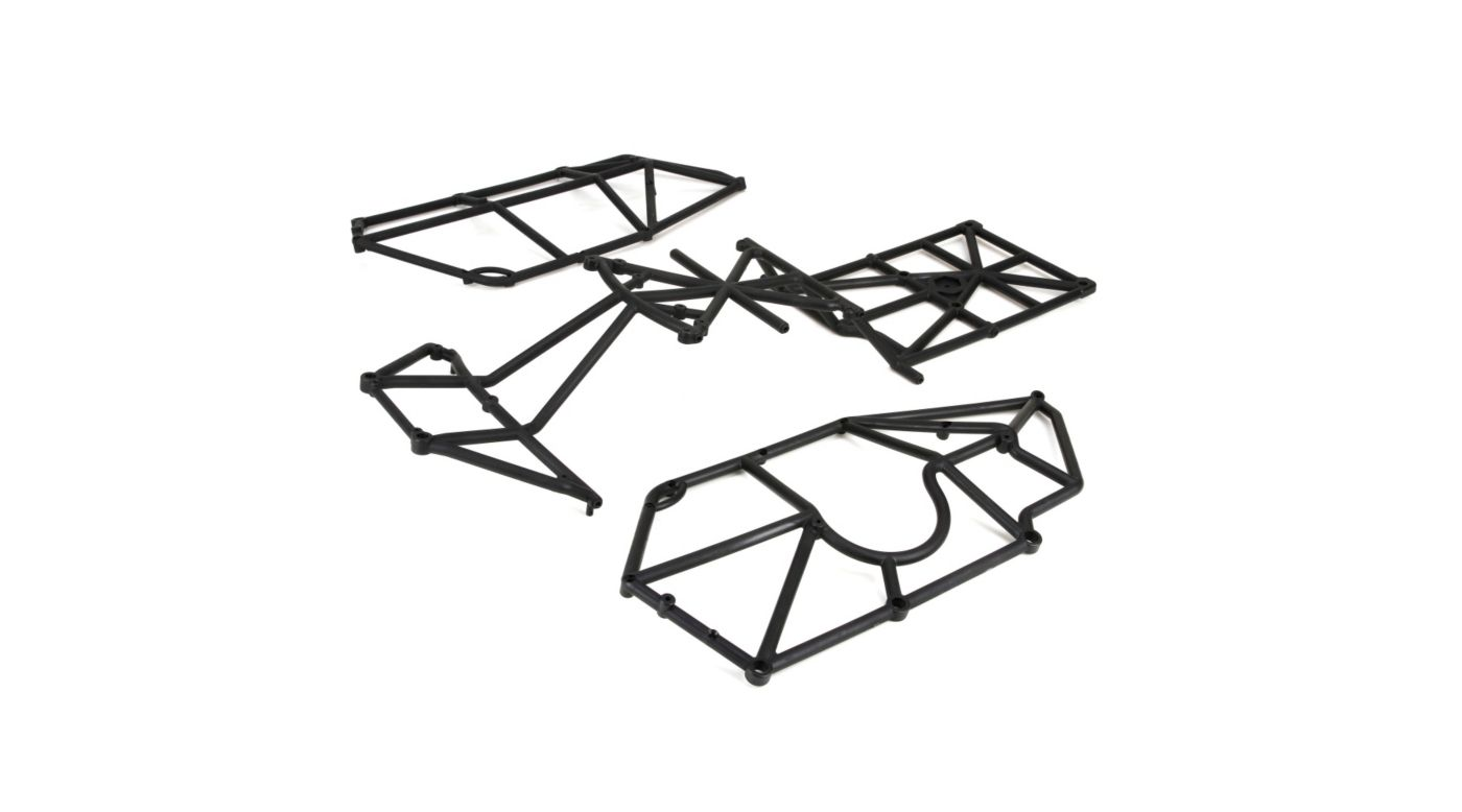 Image for Roll Cage, Complete: 1/5 DB XL from HorizonHobby