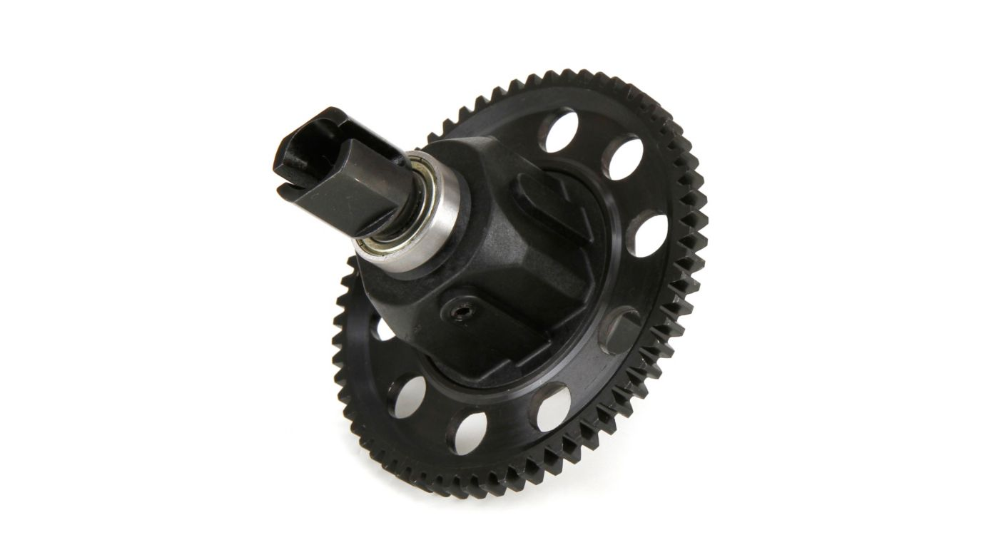 Image for Center Differential, Assembled: 1/5 DB XL from HorizonHobby