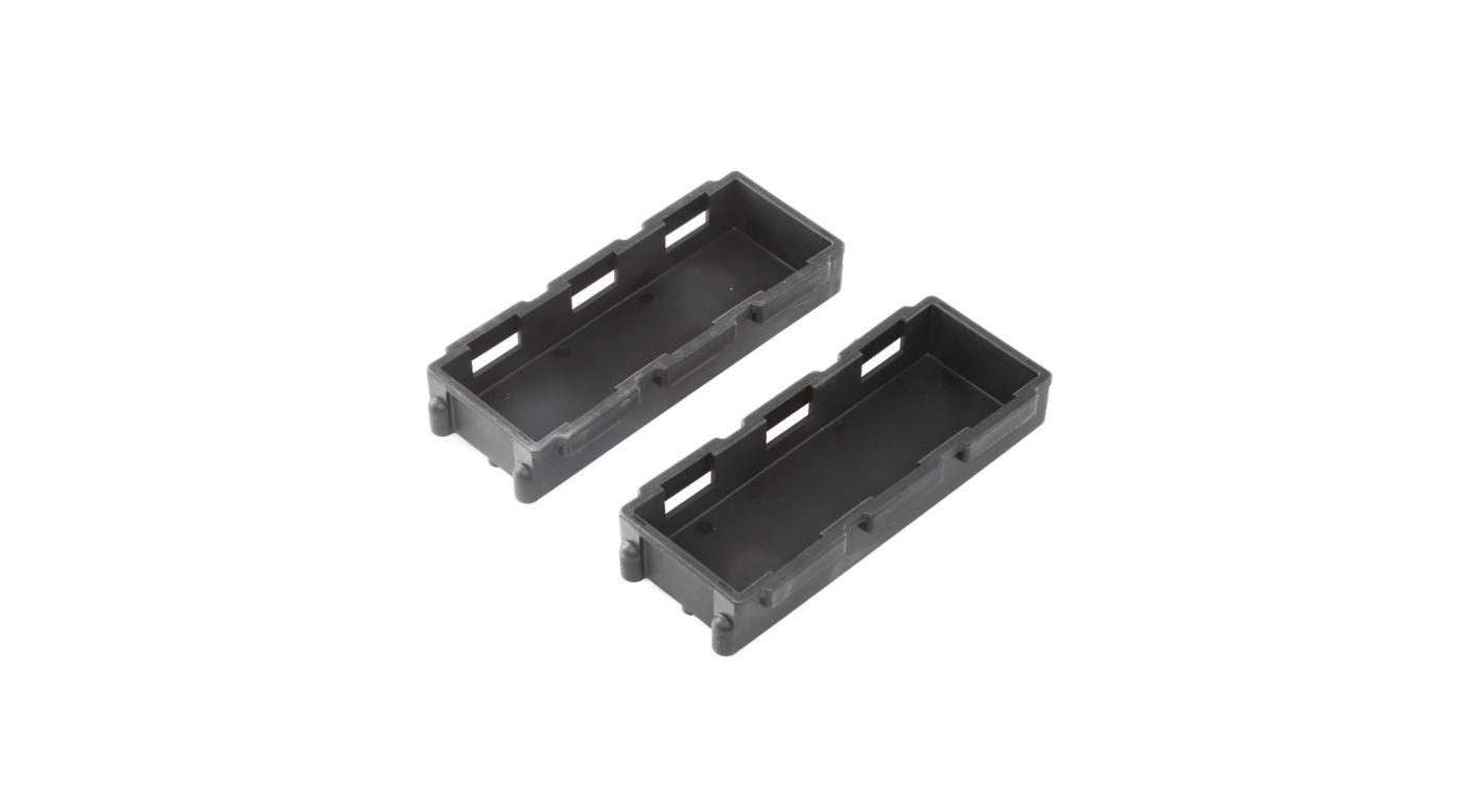 Image for Battery Tray (2)  DBXL-E from HorizonHobby