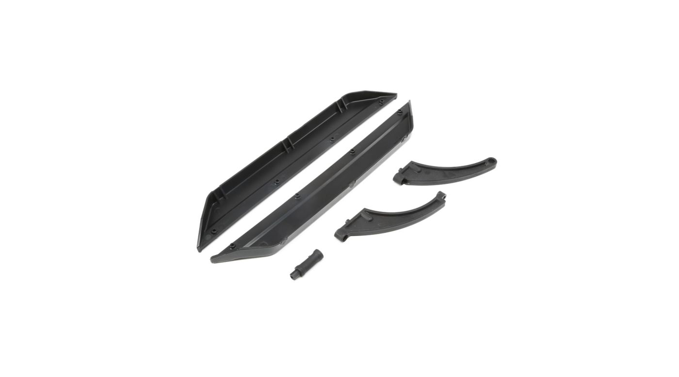 Image for Chassis Side Guards and Braces  DBXL-E from Horizon Hobby