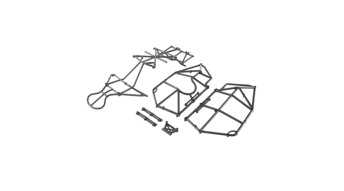 Image for Roll Cage Flip Complete  DBXL-E from HorizonHobby
