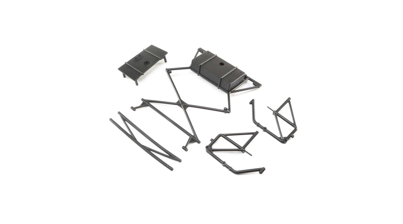 Image for Rear Body Mount Bar Left and Right, X-Bar: : Super Baja Rey from HorizonHobby