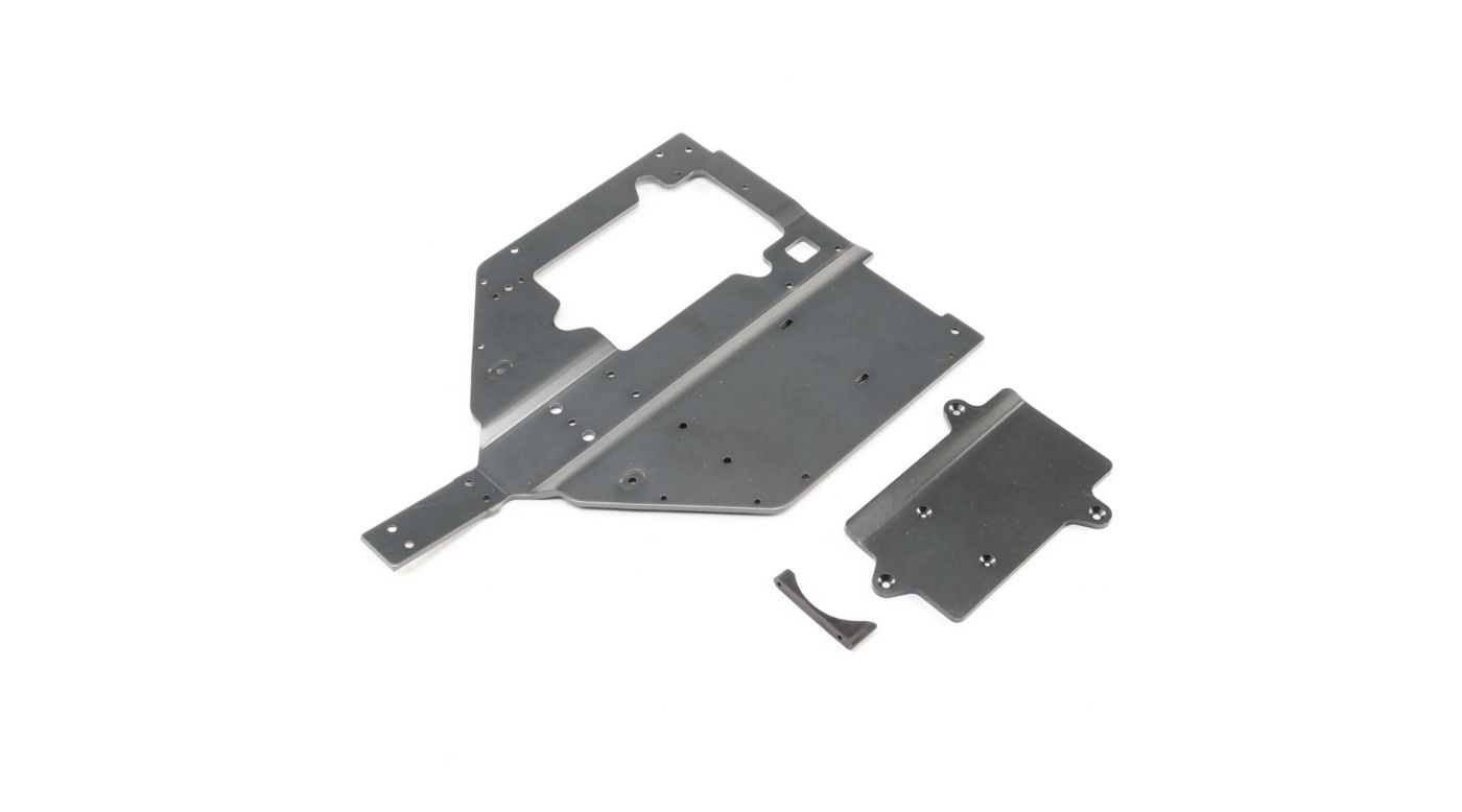 Image for Chassis and Motor Cover Plate: Super Baja Rey from HorizonHobby