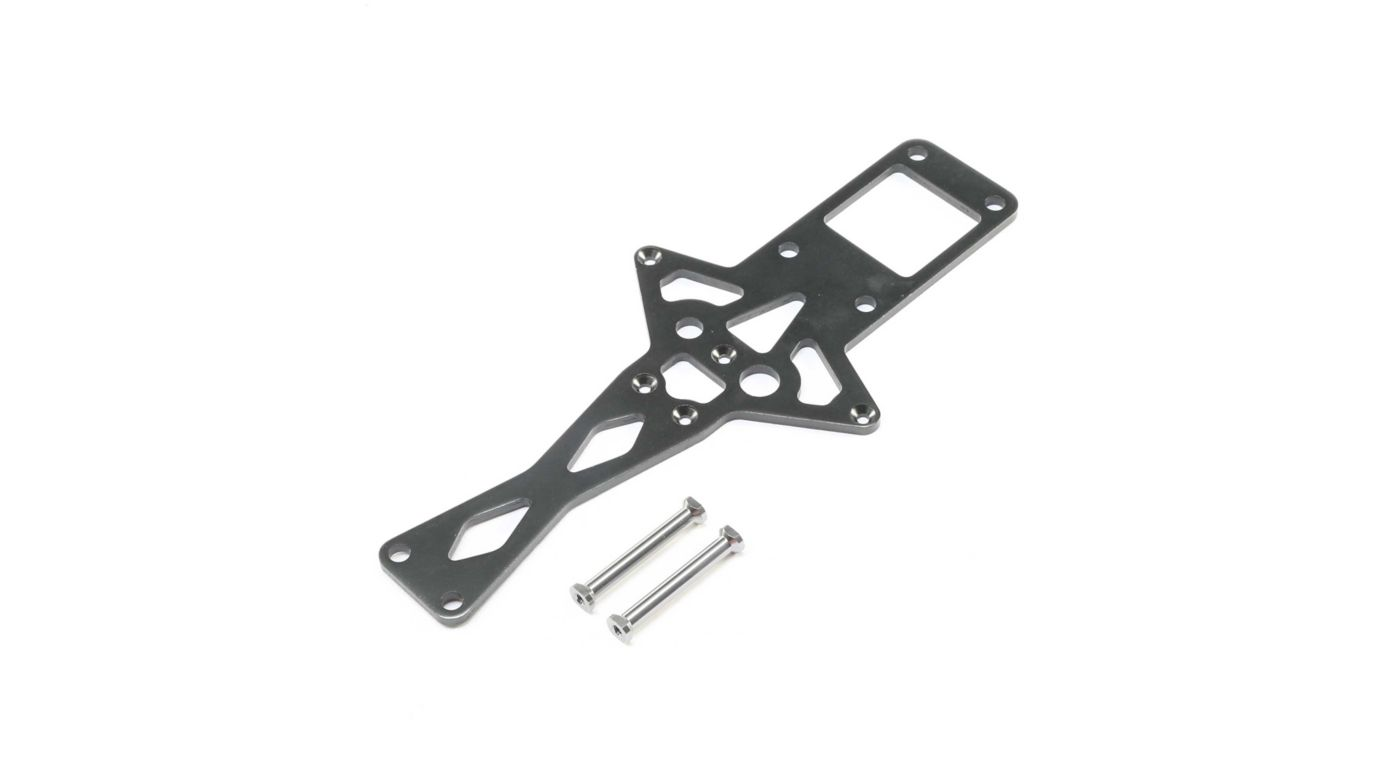 Image for Center Chassis Brace and Stand Offs: Super Baja Rey from HorizonHobby