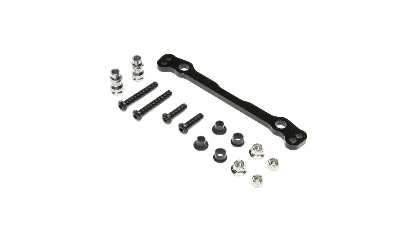 Image for Steering Rack & Hardware: DBXL-E 2.0 from Horizon Hobby