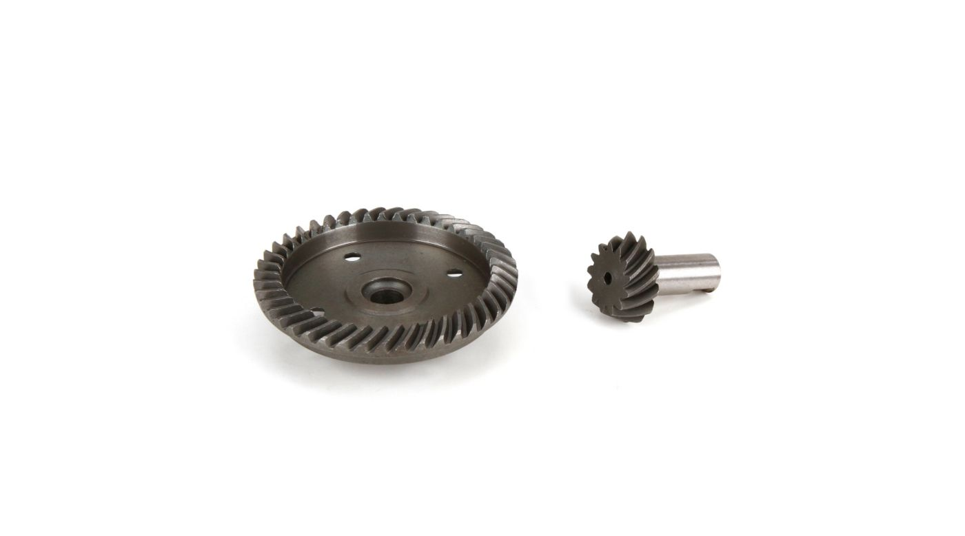 Image for Front/Rear 43T Ring and 13T Pinion Set: 1/5 4WD DB XL from HorizonHobby