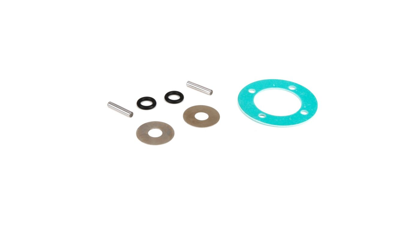 Image for Differential Rebuild Kit (1): 1/5 DB XL from HorizonHobby