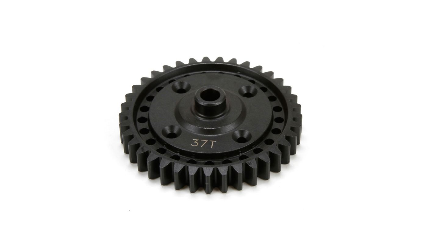 Image for Spur Gear, Steel, 37T: 6IX from HorizonHobby