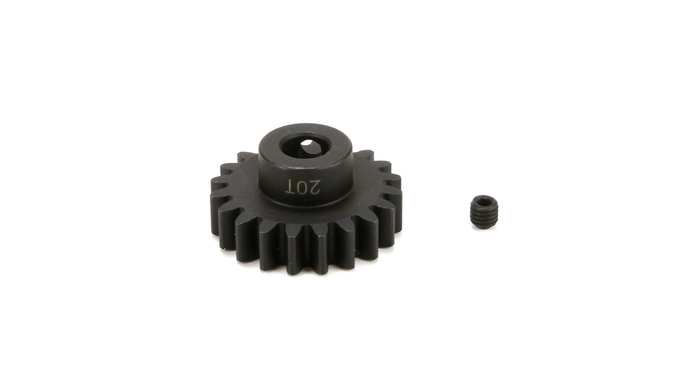 Image for Pinion Gear, 20T, MOD 1.5: 6IX from HorizonHobby
