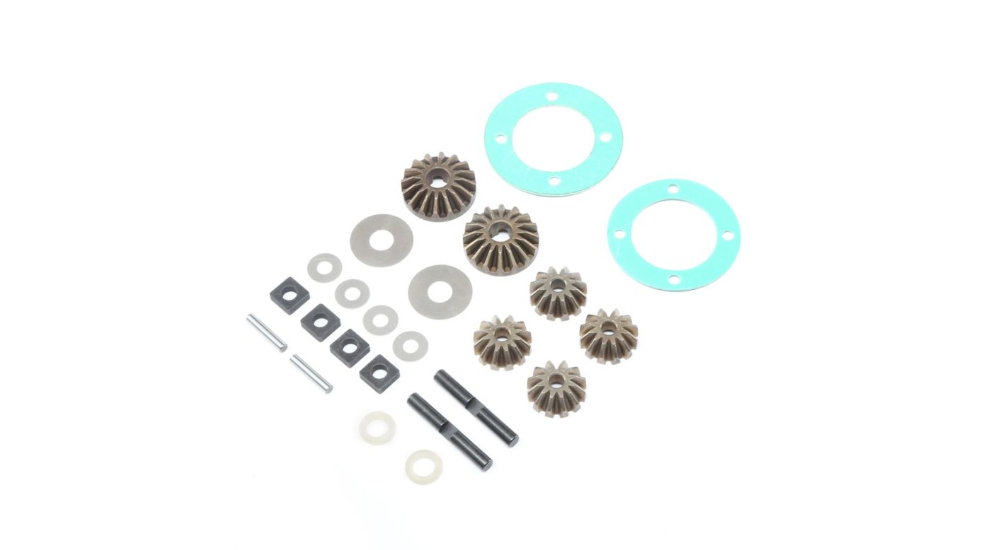 Image for Diff Rebuild Kit  Al Diff Housing (1)  DBXL-E from Horizon Hobby
