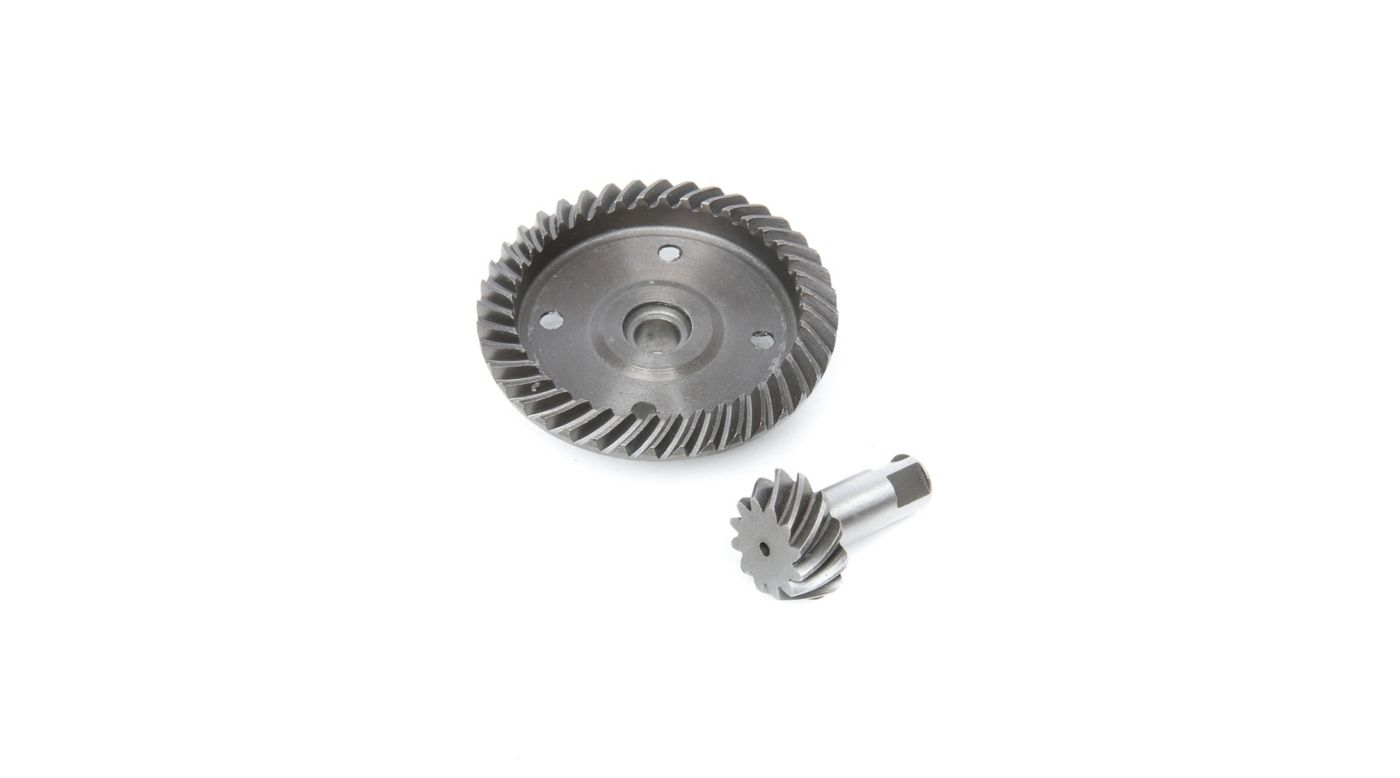Image for Front/Rear 40T Ring and 12T Pinion Gear Set: DBXL-E from HorizonHobby