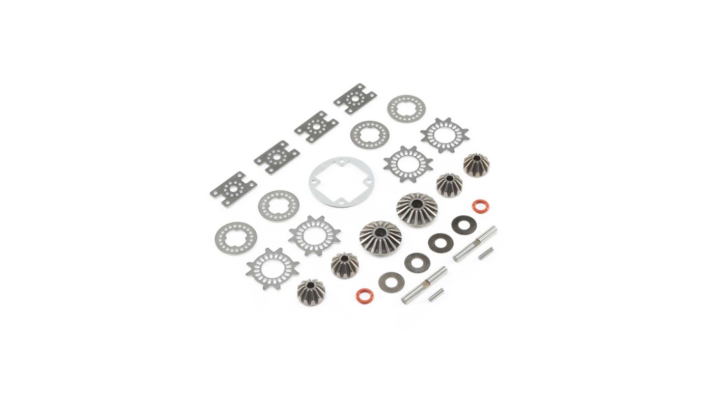 Image for Differential Rebuild Kit: Super Baja Rey from HorizonHobby