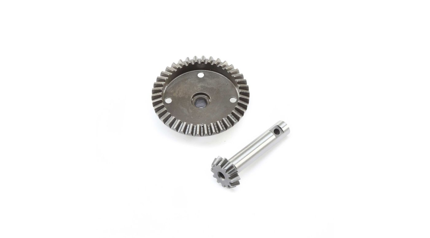 Image for 38T Ring and 12T Pinion Gear Front/Rear: Super Baja Rey from HorizonHobby