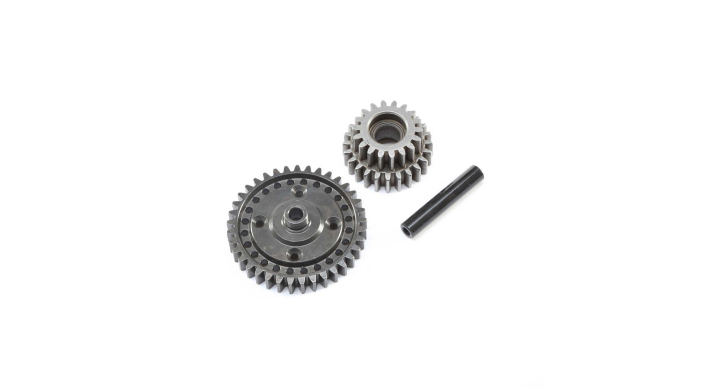 Image for Center Transmission Gear Set: Super Baja Rey from HorizonHobby
