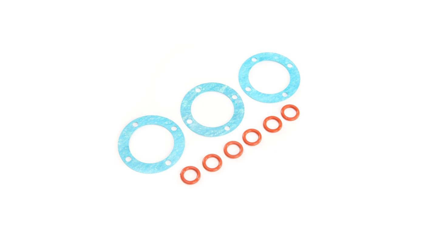 Image for Outdrive O-rings and Differential Gaskets (3): 5ive-T 2.0 from HorizonHobby