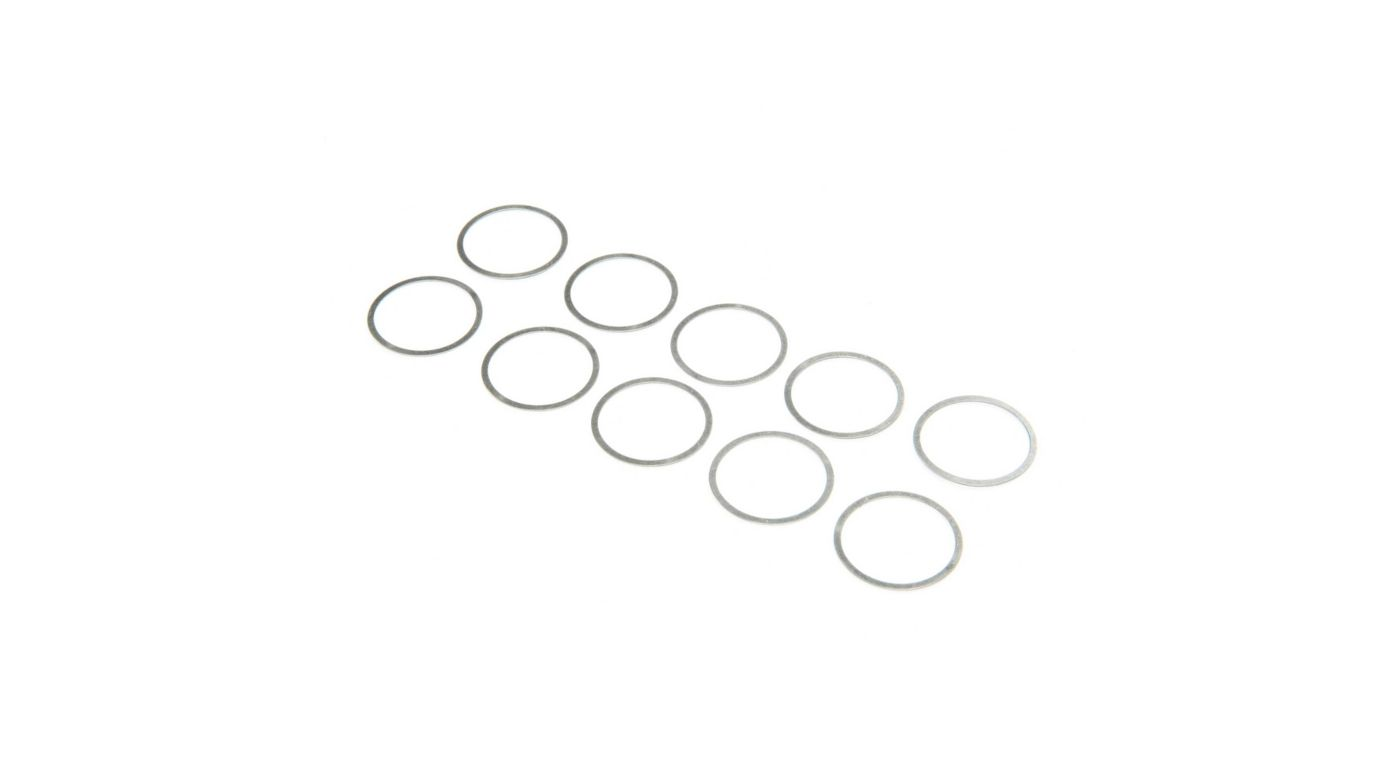 Image for Diff Shims, 24x21x0.3mm (10): DBXL-E 2.0 from HorizonHobby