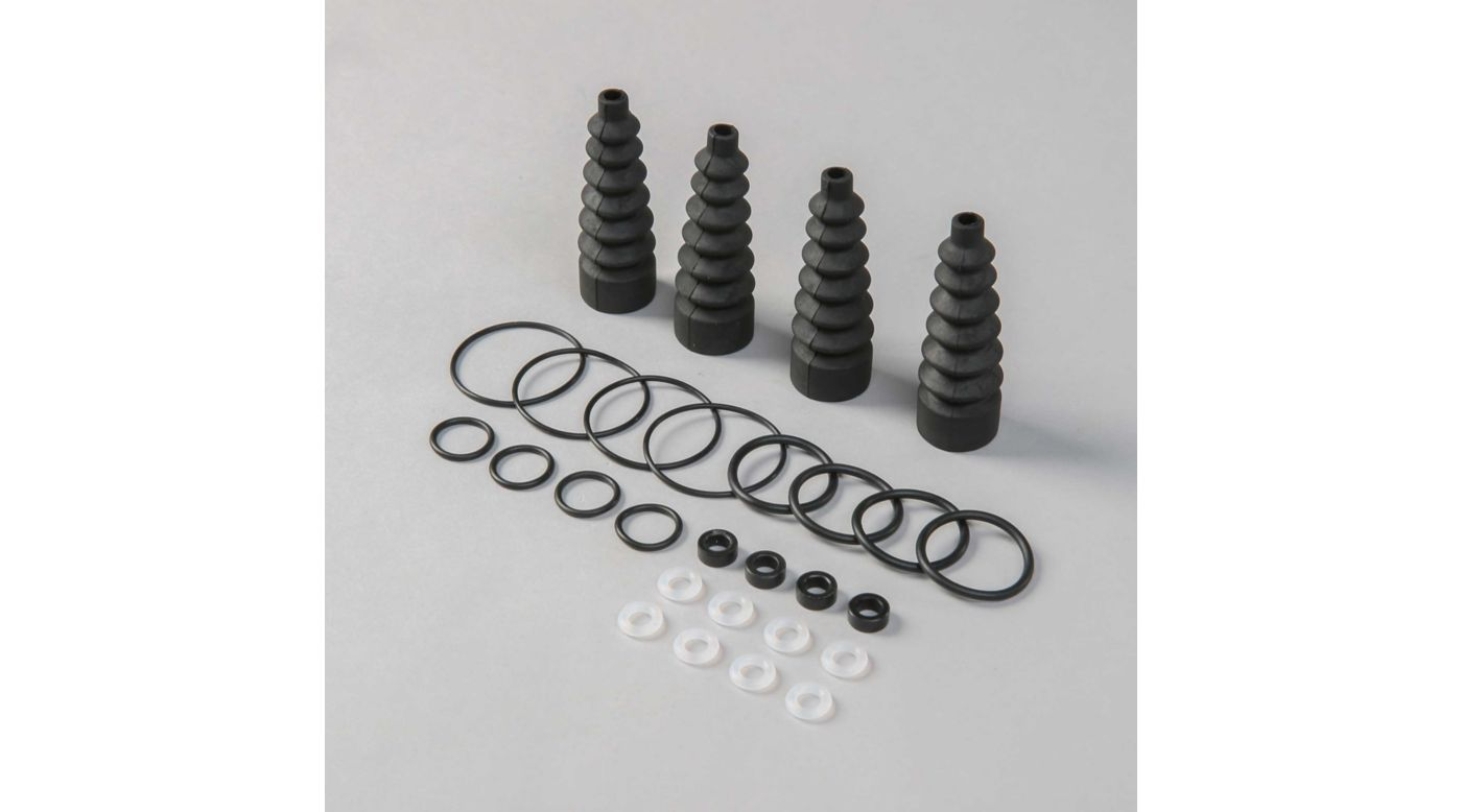 Image for Shock Rebuild Kit (4): DBXL-E 2.0 from HorizonHobby