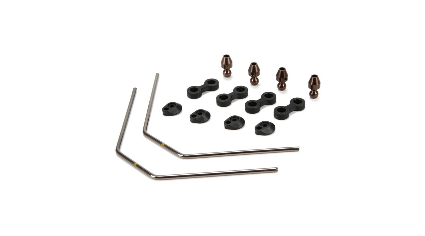 Image for Sway Bar Set: 6IX from HorizonHobby