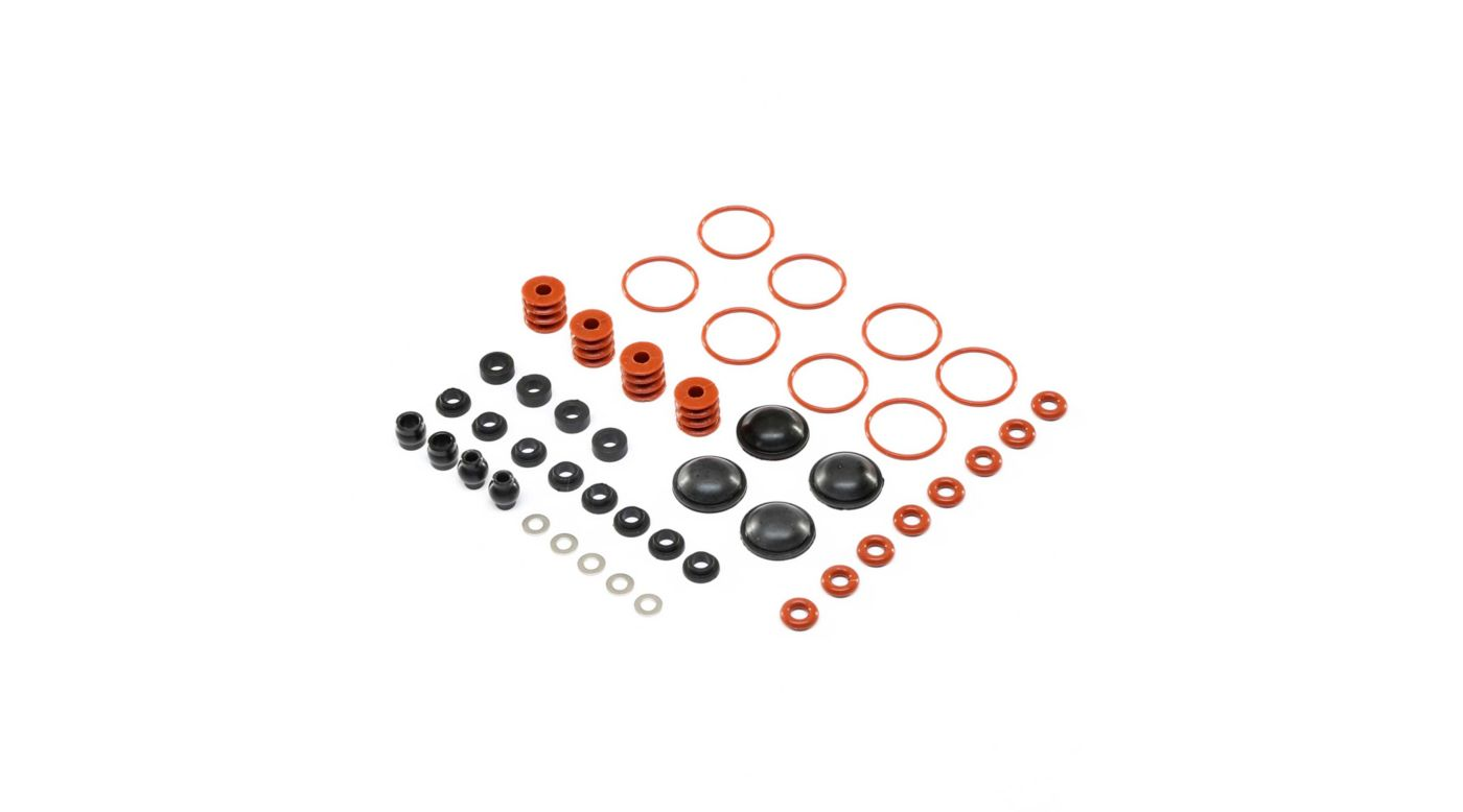 Image for Shock Rebuild Kit (4): Super Baja Rey from HorizonHobby