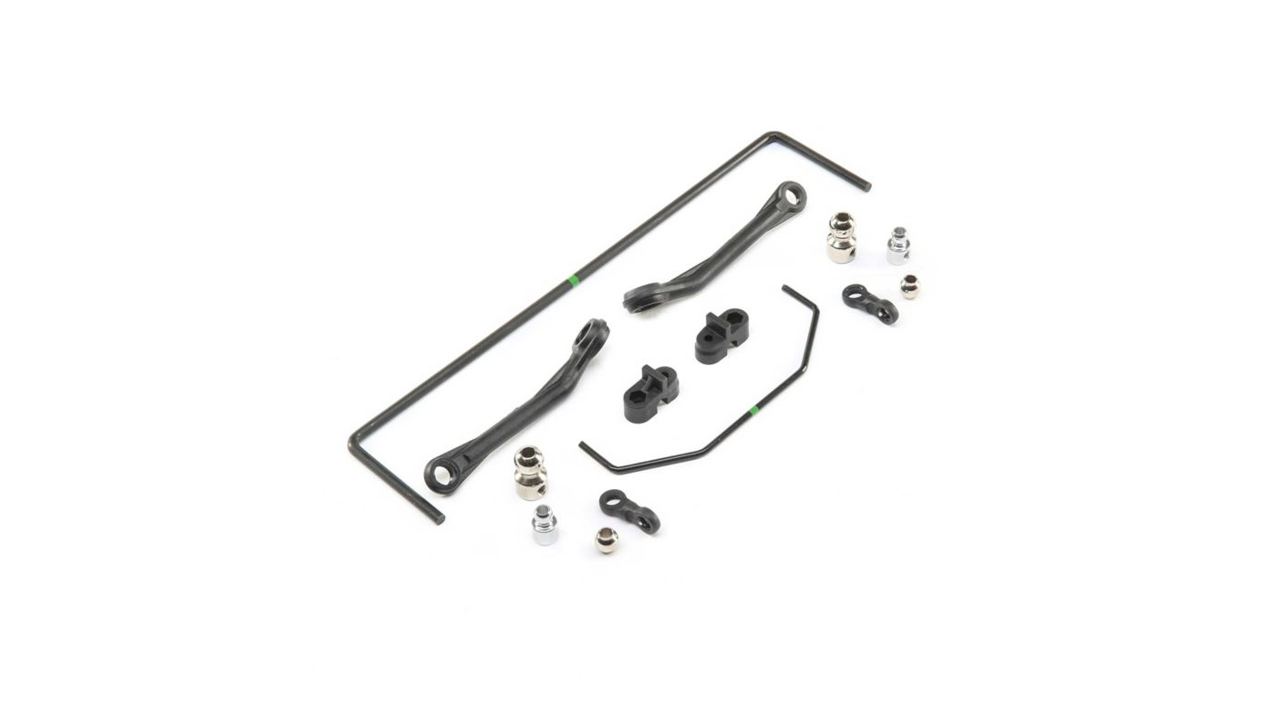 Image for Front and Rear Sway Bar Set: Super Baja Rey from HorizonHobby