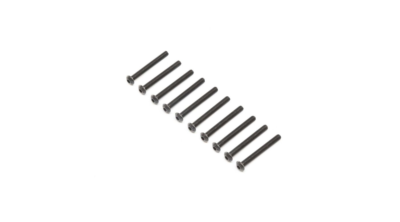 Grafik für Button Head Screws, Stl, BO, M4 x 35mm (10) in Horizon Hobby