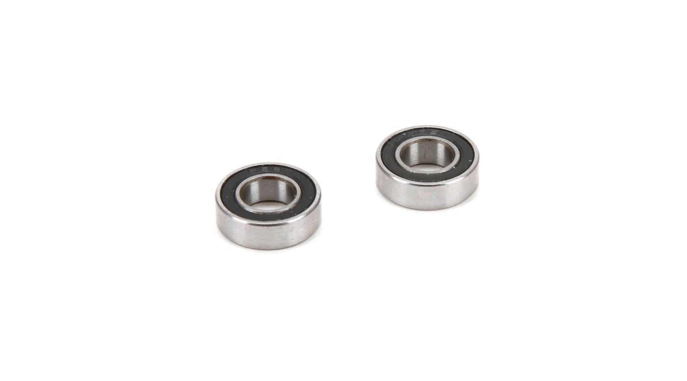 Image for 8 x 16 x 5mm Ball Bearing (2): 6IX from HorizonHobby