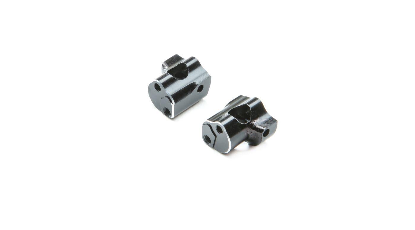 Image for Caster Block, 0 Degree L/R Aluminum: Mini-T 2.0 from HorizonHobby