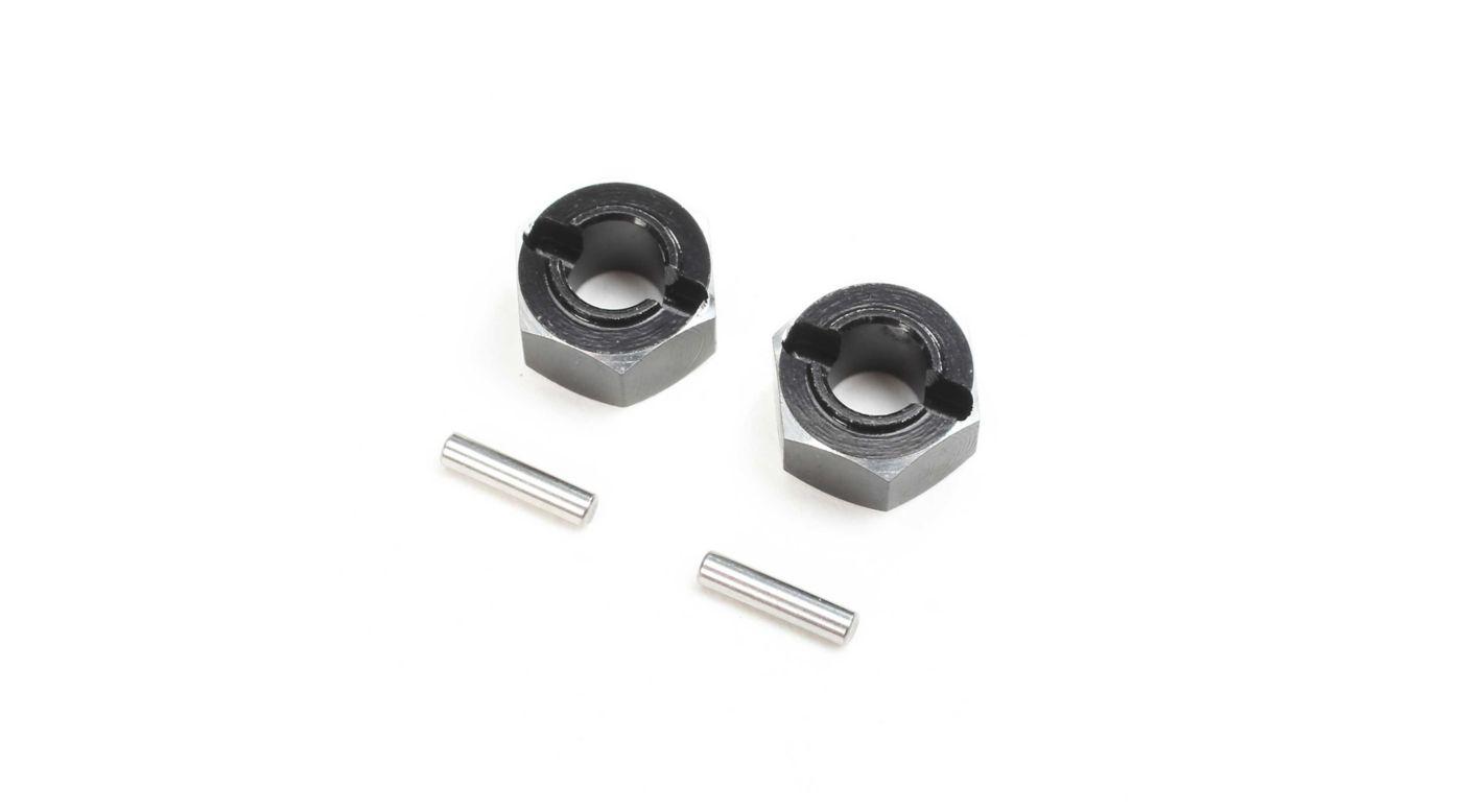 Grafik für Hex Set, Rear Axle, Aluminum: Mini-T 2.0 in Horizon Hobby