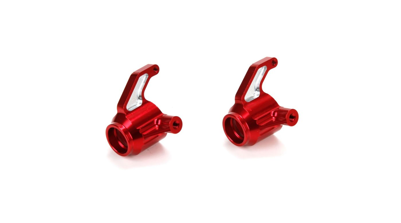 Image for Front Spindles Set, Aluminum: LST2, XXL/E from HorizonHobby
