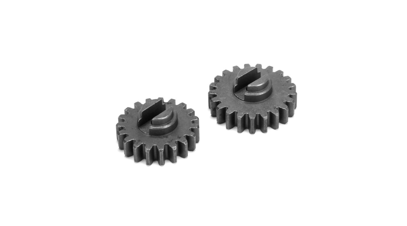 Image for Pinion Gear, 19T, 21T: 1/5 4WD DBXL from HorizonHobby