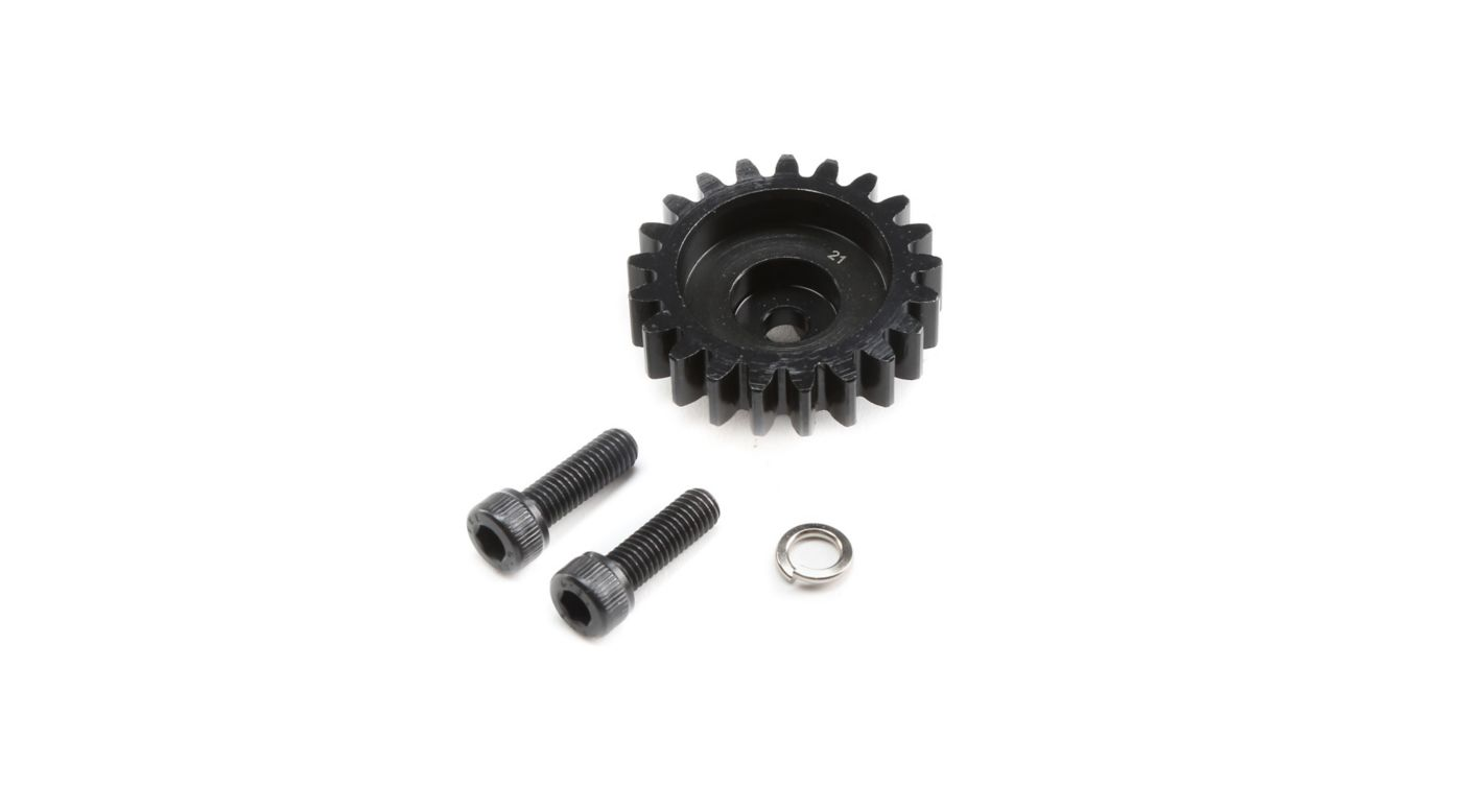 Image for Pinion Gear and Hardware, 21T, 1.5M: 5ive-T 2.0 from HorizonHobby