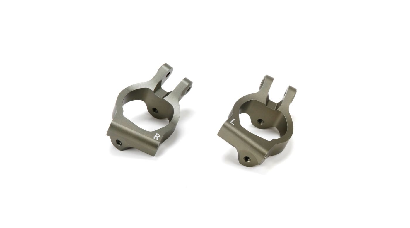 Image for Front Spindle Carrier Set, Aluminum: DBXL from HorizonHobby