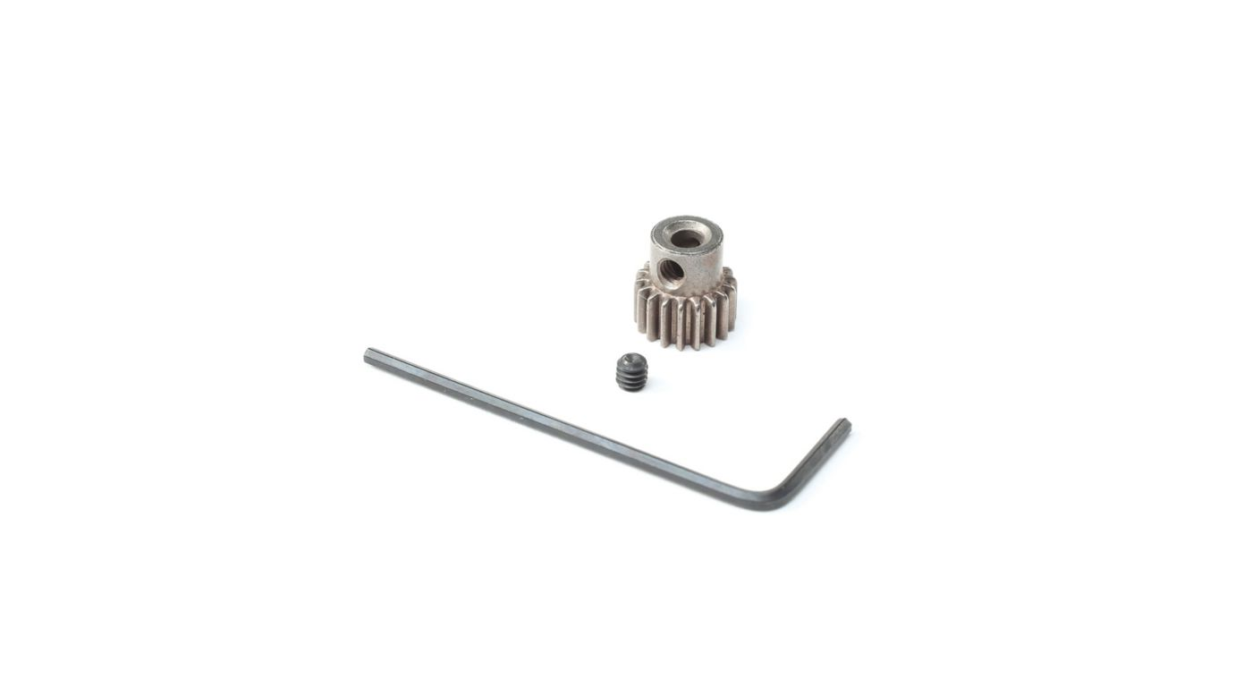 Image for 48 Pitch Pinion Gear, 18T from Horizon Hobby