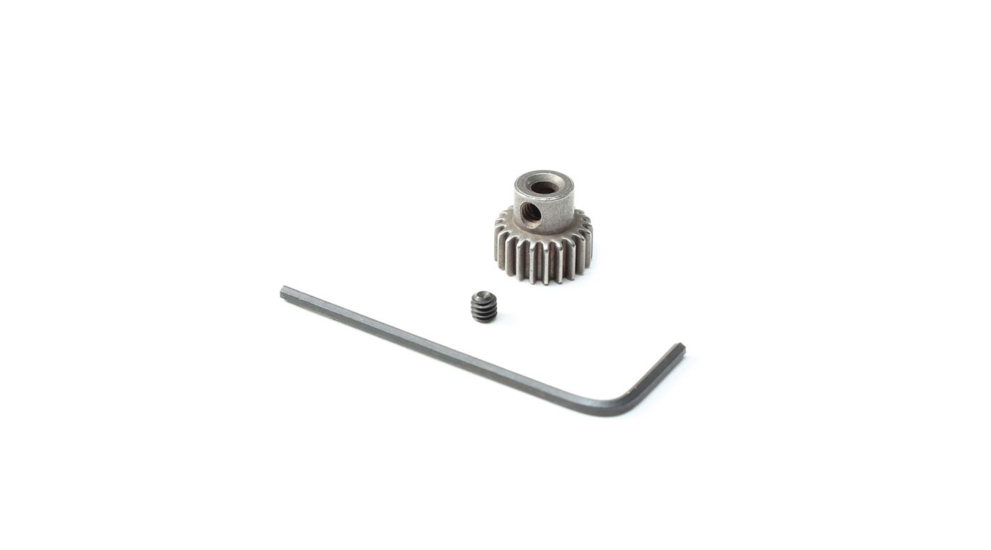 Image for 48 Pitch Pinion Gear, 21T from HorizonHobby