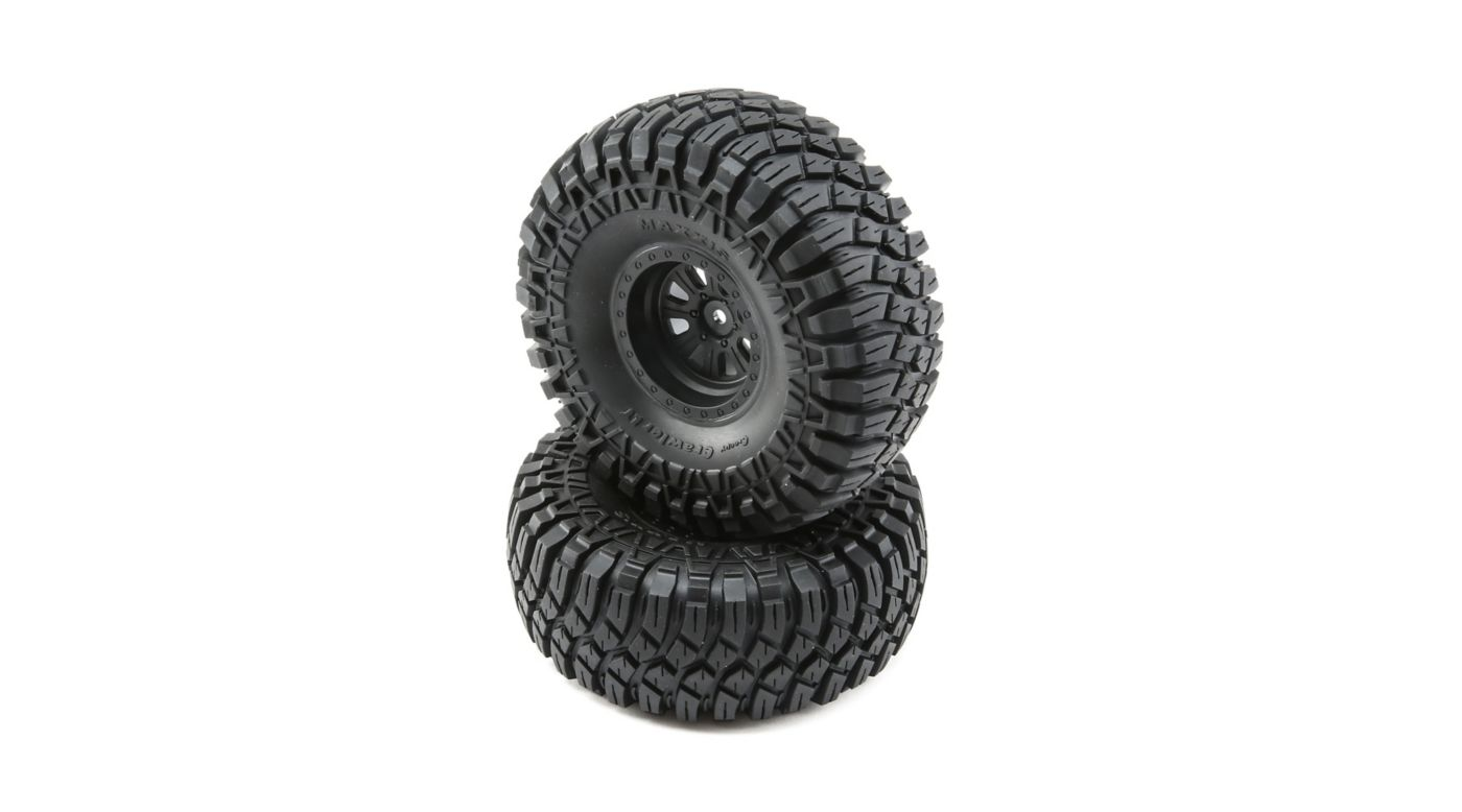 Image for Maxxis Creepy Crawler LT Tires and Wheels Mounted (2) from HorizonHobby