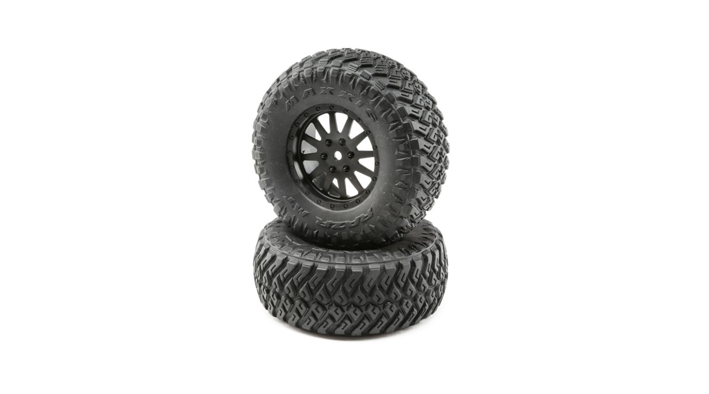 Image for Wheels and Tires Mounted (2): TENACITY SCT from HorizonHobby